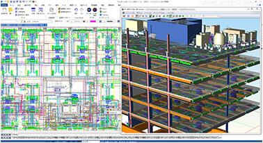 設備cad filder cube 空調 給排水衛生 電気設備cad ダイキン工業